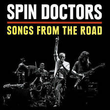 Spin Doctors, Songs From The Road ( 2 Disc Set includes both CD and DVD), Very G