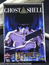 "Ghost in the Shell Movie Poster 2"" X 3"" Fridge / Locker Magnet. Japanese Anime"
