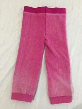 Zara Terez Leggings Sweatpants Frosty Fuchsia Size 0/S NWOT!