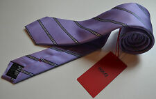 NWT HUGO (Red Label) By Hugo Boss Silk Tie 'Tie 7.5 cm'