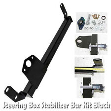 Steering Gear Box Stabilizer for 03-08 Dodge RAM 2500/3500 4WD ONLY Black