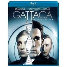 Gattaca  Blu-Ray Brand New Ethan Hawke, Uma Thurman, Jude Law