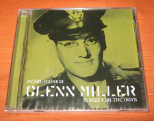 "Glenn Miller CD "" PEARL HARBOR SONGS FOR THE BOYS "" Newsound"