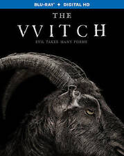 The Witch Blu-ray Disc, 2016, Includes Digital Copy