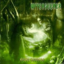 """Witchseeker """"Night Rituals"""" PROF.-MCDR [CLASSIC HEAVY THRASH FROM SINGAPORE]"""