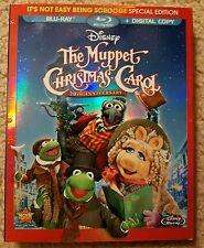 The Muppet Christmas Carol (Blu-ray Disc, 2012, NO DIGITAL COPY)