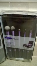 REAL TECHNIQUES RETAIL BOXES Makeup Set Starter Kit 5 Brushes for Eyes (RT-1406)