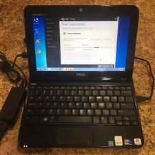 Dell/ Spint Inspiron Mini 1012 atom N450 1GB RAM 250 GB HHD, WIN 7,Webcam, Wi-Fi