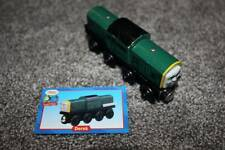 Thomas the Train Engine & Friends Wooden Railway Derek Card Set RARE 2001 Wood