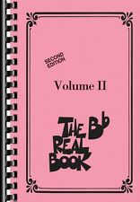The Real Book Volume II Mini Edition Sheet Music B-flat Edition Real B 000125900