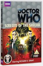 Doctor Who - Scream Of The Shalka (DVD, 2013) Dr Who -  Richard E, Grant