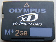 New Olympus M+ 2GB xD-Picture Card for Fuji and Olympus Digital Cameras