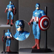 New Marvel Legends The Avengers Hero Captain America Figure Figurine 20cm