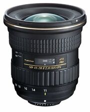 Tokina AF 11-20mm f/2.8 PRO DX Ultra-Wide Lens AT-X 11-20 F2.8 for Canon ~ NEW