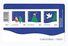 CANADA  2016  CHRISTMAS  SNOWING   MS    MNH