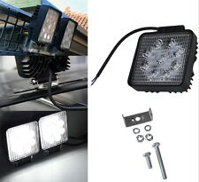LED Work Light Lamp 2250 Lumen x 2  ISO E Marked Land Rover Defender 4x4 Truck