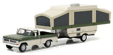 GL HITCH & TOW 1970 FORD F-100 WITH POP-UP CAMPER TRAILER PRE ORDER