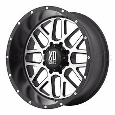 KMC XD SERIES 20 x 10 Xd820 Wheel Rim 5x150 Part # XD82021058524N
