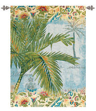 Easy Breezy Palm Tree Tapestry Wall Hanging