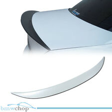 BMW E82 2D Coupe P PerformanceType ABS Trunk Boot Rear Spoiler 128i 135i