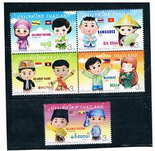 THAILAND 2014 ASEAN Costumes