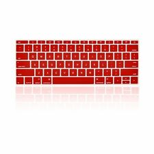"""WINE RED Keyboard Skin for Macbook Pro 13"""" A1708 WITHOUT Touch Bar(Release 2016)"""