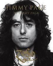 JIMMY PAGE by Jimmy Page NEW autobiography (2014) Hardcover book music guitar