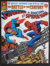 Superman VS The Amazing Spider-Man #1 -MINT- 9.8 NM/MT -DC/MARVEL 1976- ORIGINS!