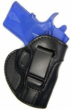 "PREMIUM LEATHER IWB IN/INSIDE PANTS HOLSTER FOR Rock Island RIA 3"" 1911"
