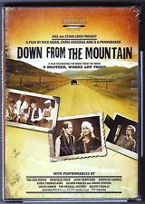 Down From The Mountain DVD O Brother, Where Art Thou? Concert BRAND NEW
