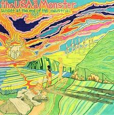FREE US SH (int'l sh=$0-$3) NEW CD Usa Is a Monster: Sunset at Theend of the Ind