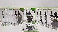 LOT OF 5 NEW USA Call of Duty Modern Warfare 3 MW3 with DLC Collection Xbox 360