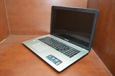 "ASUS X750JA-TH71 Core i7-4702HQ 2.2GHz 8GB 2TB 17.3"" Laptop - For Parts/Repair"