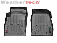 WeatherTech Floor Mats FloorLiner for Nissan Sentra - 2014-2017 - 1st Row- Black