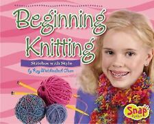 Beginning Knitting: Stitches with Style (Crafts)