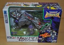 Transformers Beast Wars II Takara D-24 Max-B Cyborg Wolf Japan MIB 1998