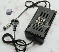 24V 1.6A 1.8A Lead Acid Power Battery Charger 110V 220V Electric Bike Scooter