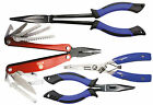 Mustad / KVD angler's tools - pliers, cutters / various models /