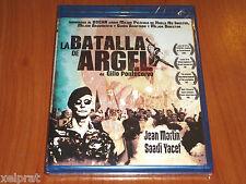 LA BATALLA DE ARGEL - Gillo Pontecorvo - Bluray disc - Precintada