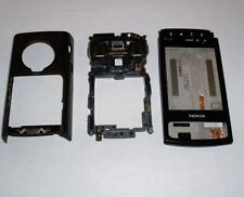 Genuino, originale Nokia N95 8GB COVER housing FASCIA diapositiva meccanismo