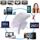 Mini Wireless Router Wifi Repeater 300Mbps AP Access Point 802.11 b/g/n EU Plug