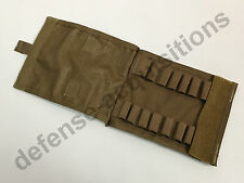 NEW Allied Industries Shotgun Breacher Pouch Panel Shell Carrier MOLLE COYOTE