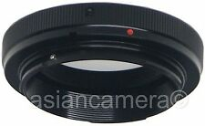 T-2 T2 T-Mount SLR DSLR Camera Adapter for Canon EOS Film Digital Camera U&S