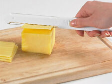 *NEW* Classy Double Sided Wire Hard/Soft Cheese Slicer for Thick and Thin Slices