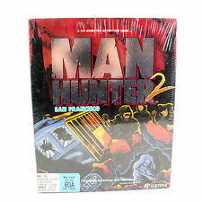 Man Hunter 2: San Francisco for PC by Sierra On-Line, 1989, Post-Apocalyptic