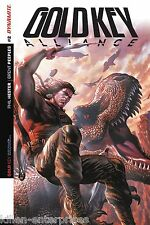 Gold Key Alliance #2 (Of 5) Cover A Comic Book 2016 - Dynamite