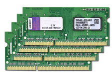 4GB x 4 Memory Module 16GB 1333MHz DDR3 for iMAC 2009 2010 etc- 4x4GB SO-DIMMs