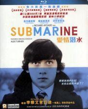 "Craig Roberts ""Submarine"" Paddy Considine HK Region A Blu-Ray"