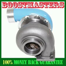 """For GT45 Turbo/Turbocharger 600+HP Boost Universal T4/T66 3.5""""V-Band1.05 BLUE"""