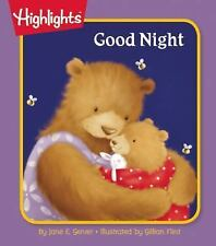 Good Night by Jane E. Gerver (2015, Board Book)